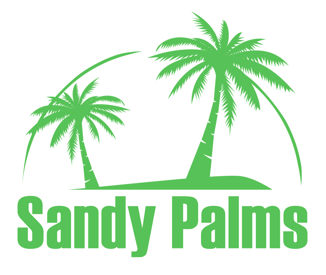 Sandy Palms Logo - Trees